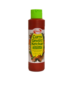 Hela - Curry ketchup