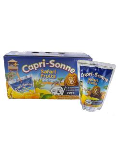 Capri Sonne - Succo di frutta safari