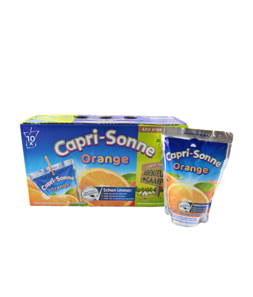 Capri Sonne - Succo arancia